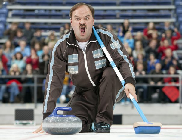 Curling-funny