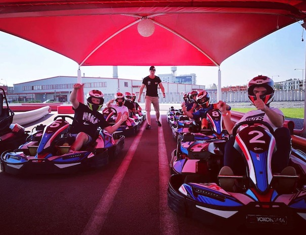 go-karting-clients